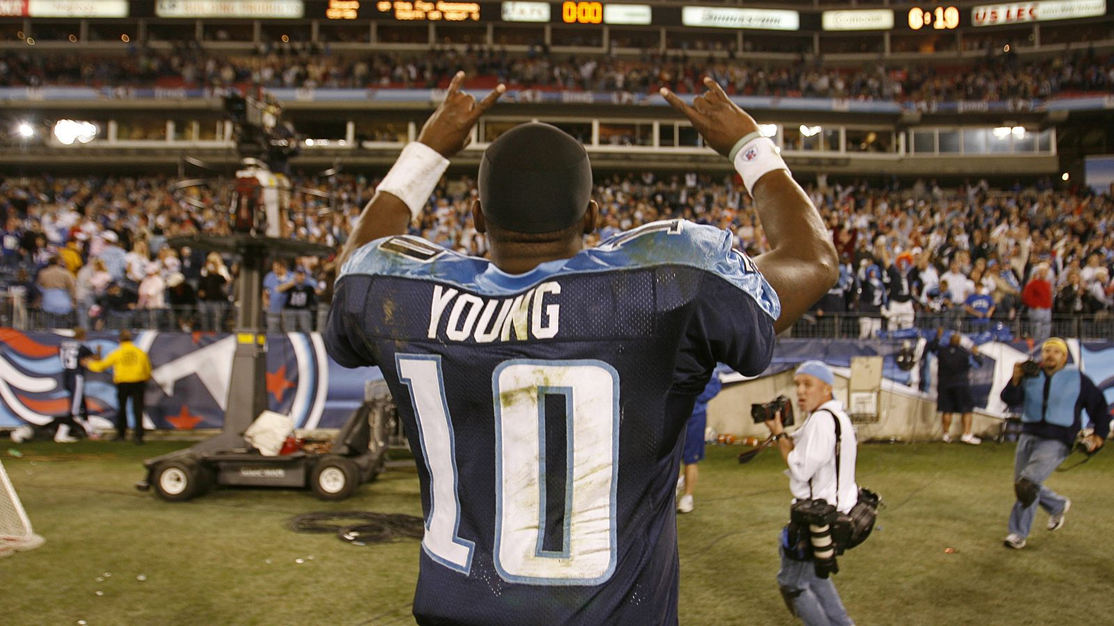 2017 Texas Basketball Recruiting Longhorn Class Ranked 4: Longhorn Legend Vince Young Pursuing Return To Football
