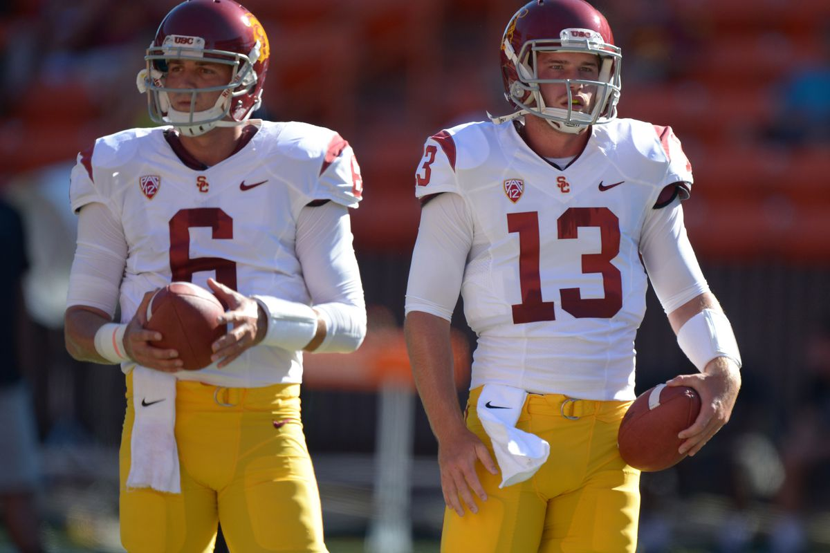 Can either of these guys get USC's offense going?