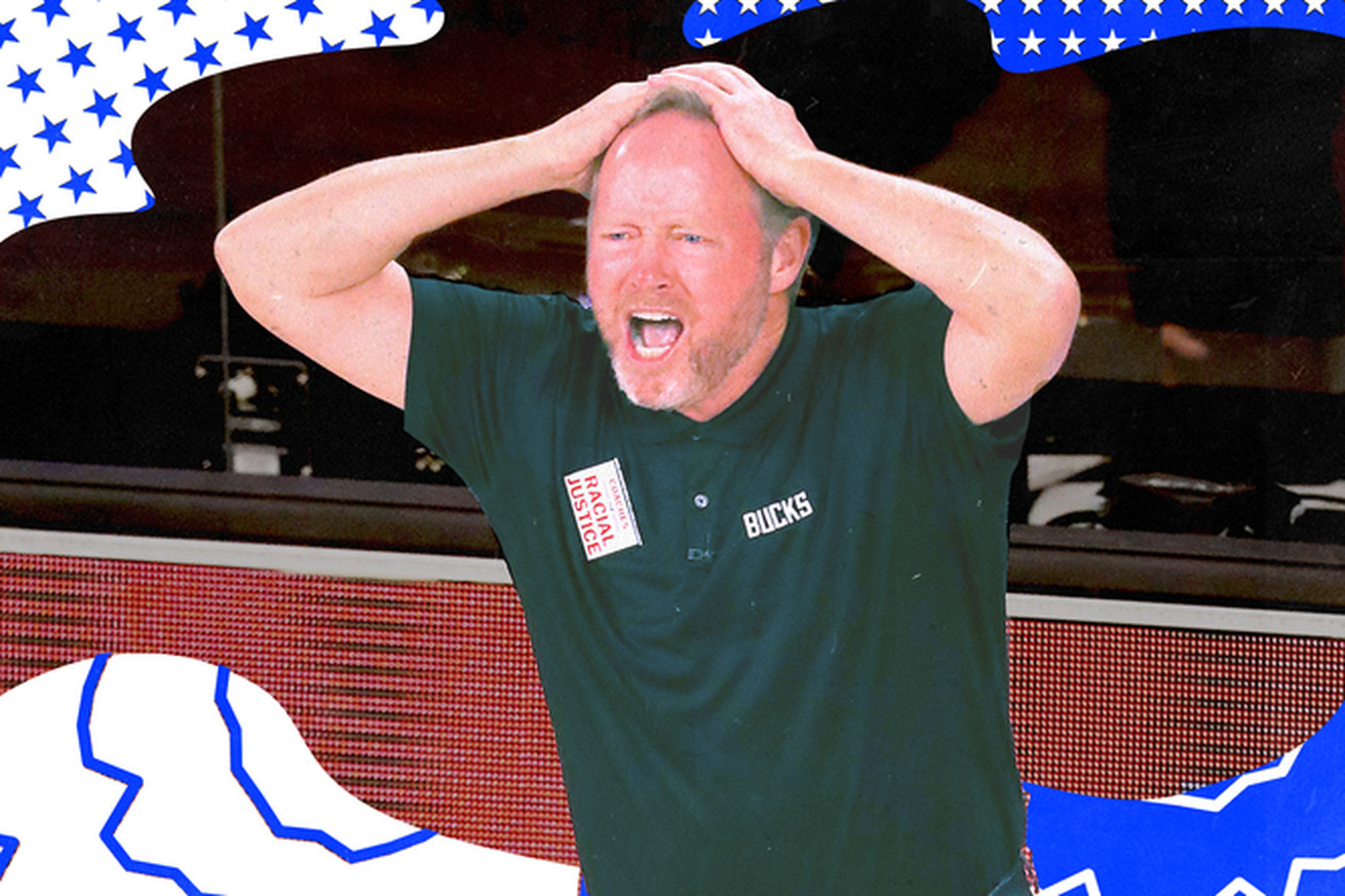 coach bud 720.0 - The Bucks' loss in the 2020 NBA Playoffs is a total organizational failure