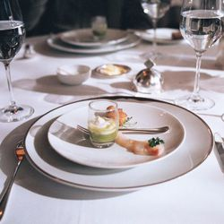 """Amuses at Jean Georges by <a href=""""http://www.flickr.com/photos/naftels/5235080308/in/pool-29939462@N00/#/"""">naftels</a>"""