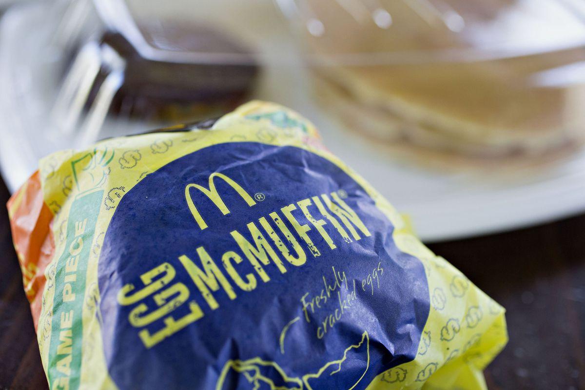 McDonald's Corp. To Go Orders Ahead Of Earnings Figures