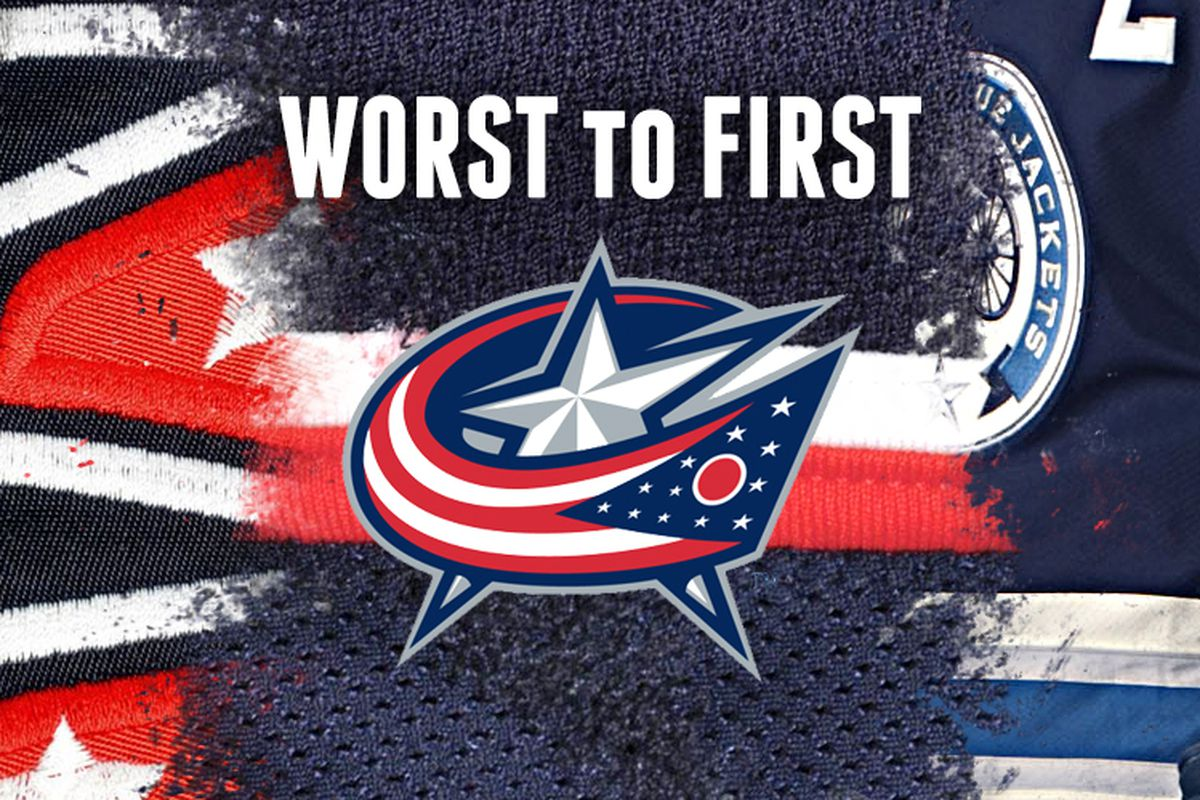 Worst to First: Ranking the Blue Jackets' Sweaters - The Cannon