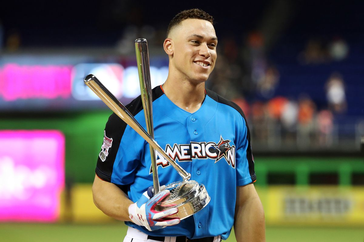 Image result for aaron judge 2017
