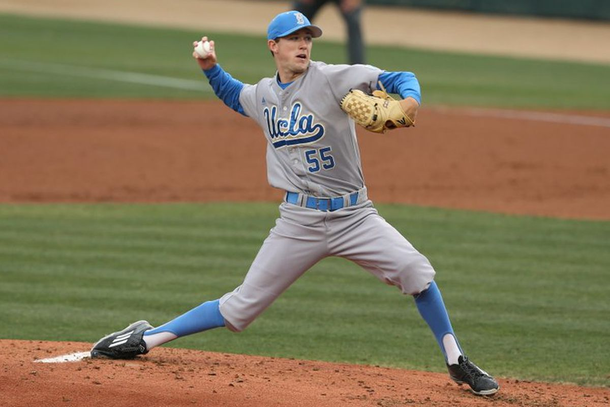 Griffin Canning pitched a gem last night.