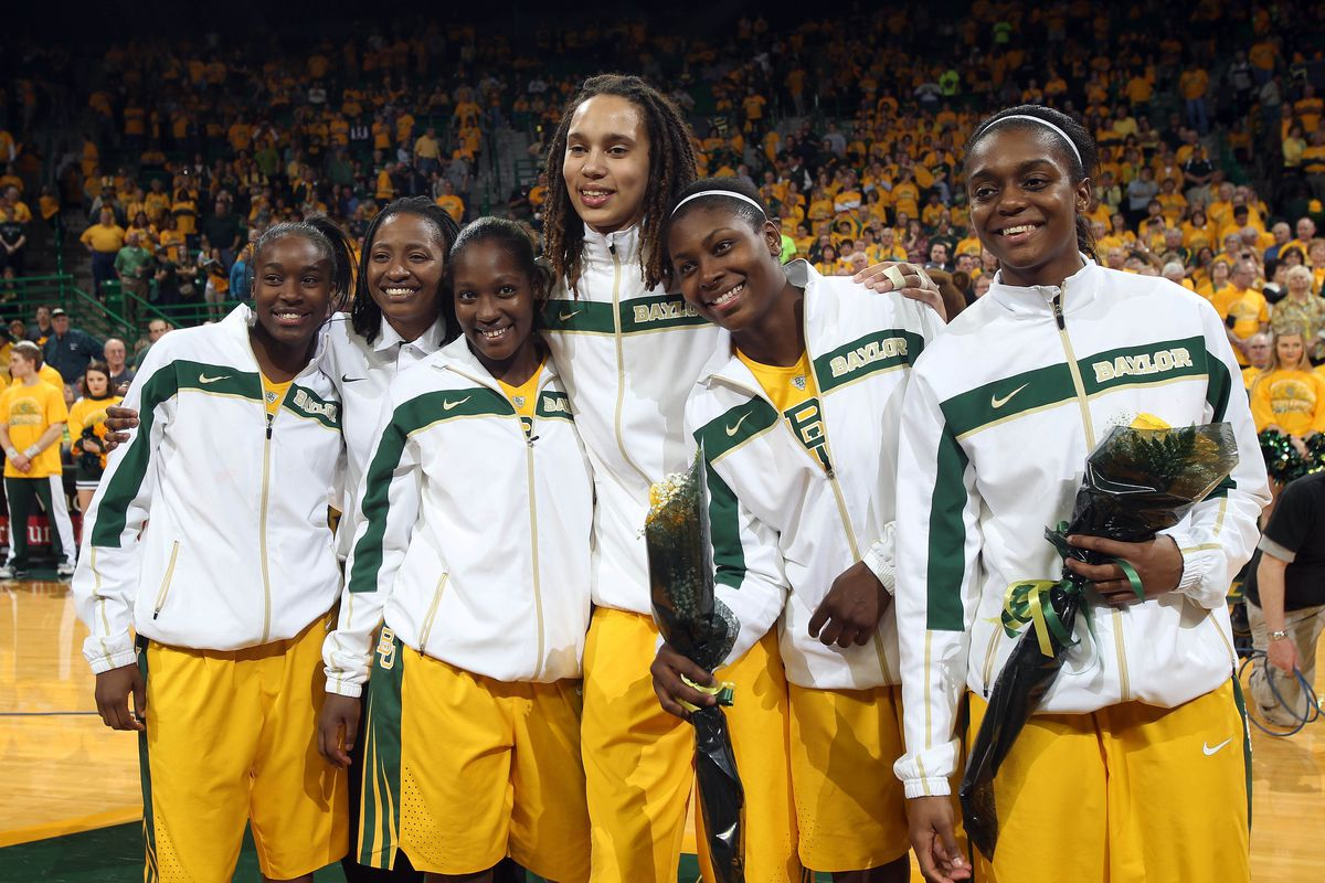 Brittney Griner will definitely get drafted, but what about her fellow seniors at Baylor?