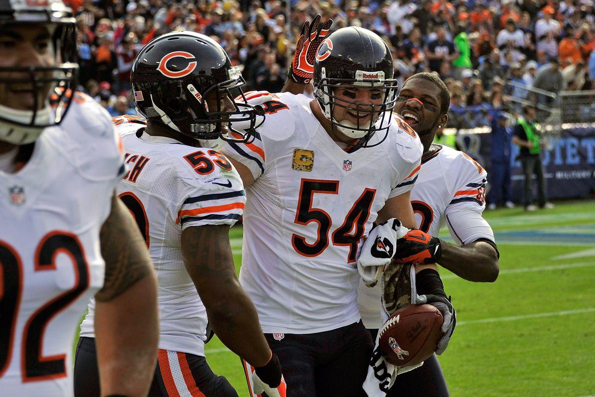 Chicago Bears v Tennessee Titans