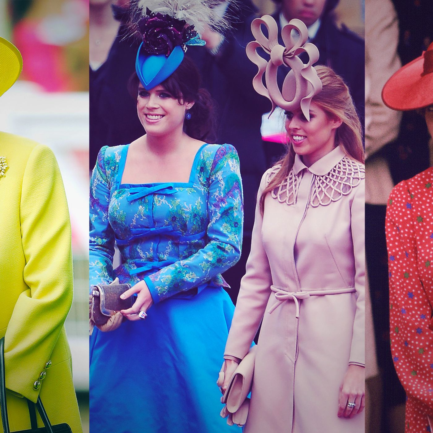 Are Hats Required At The Royal Wedding Of Meghan Markle And Prince Harry Vox