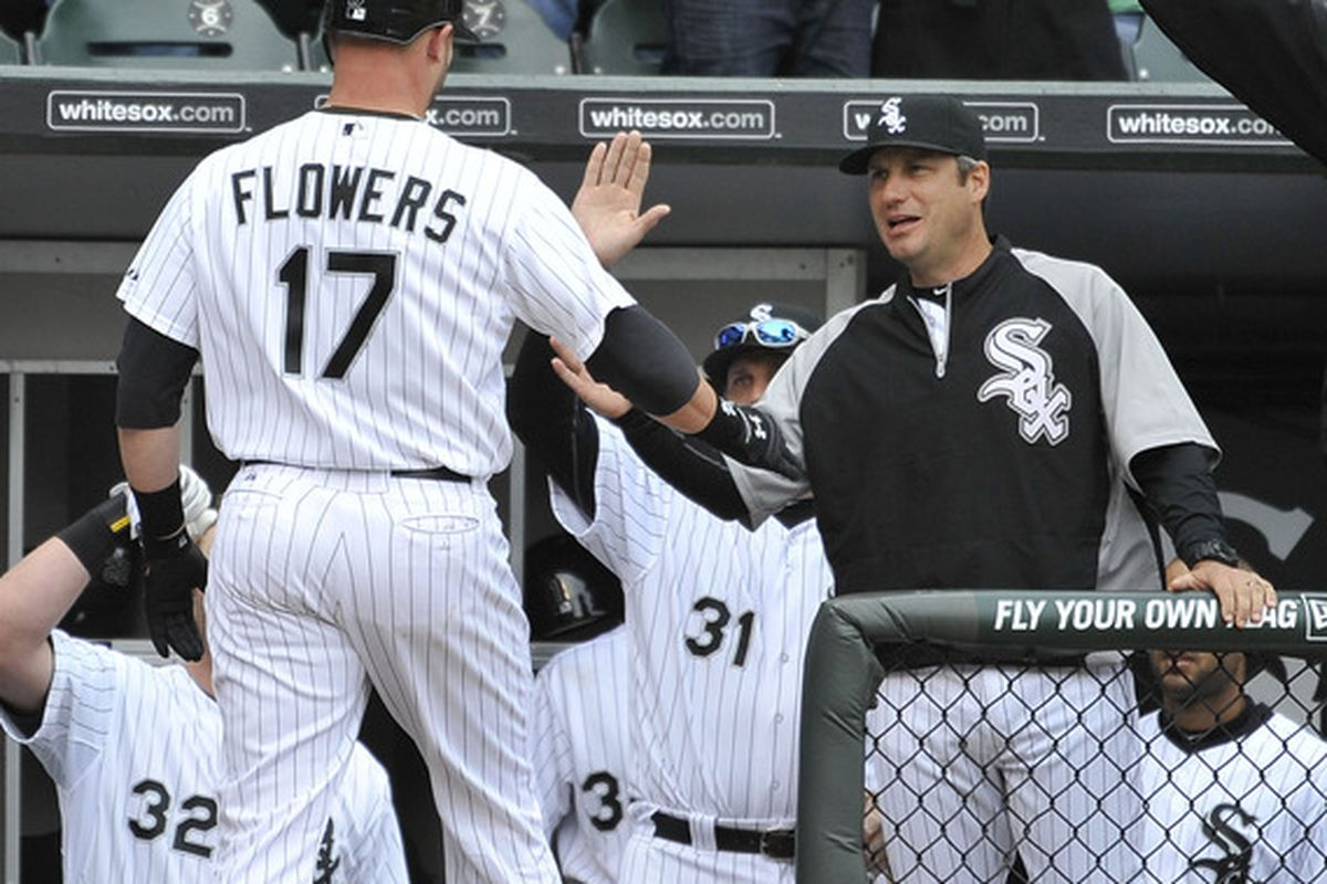Tyler Flowers: Today's player of the game.