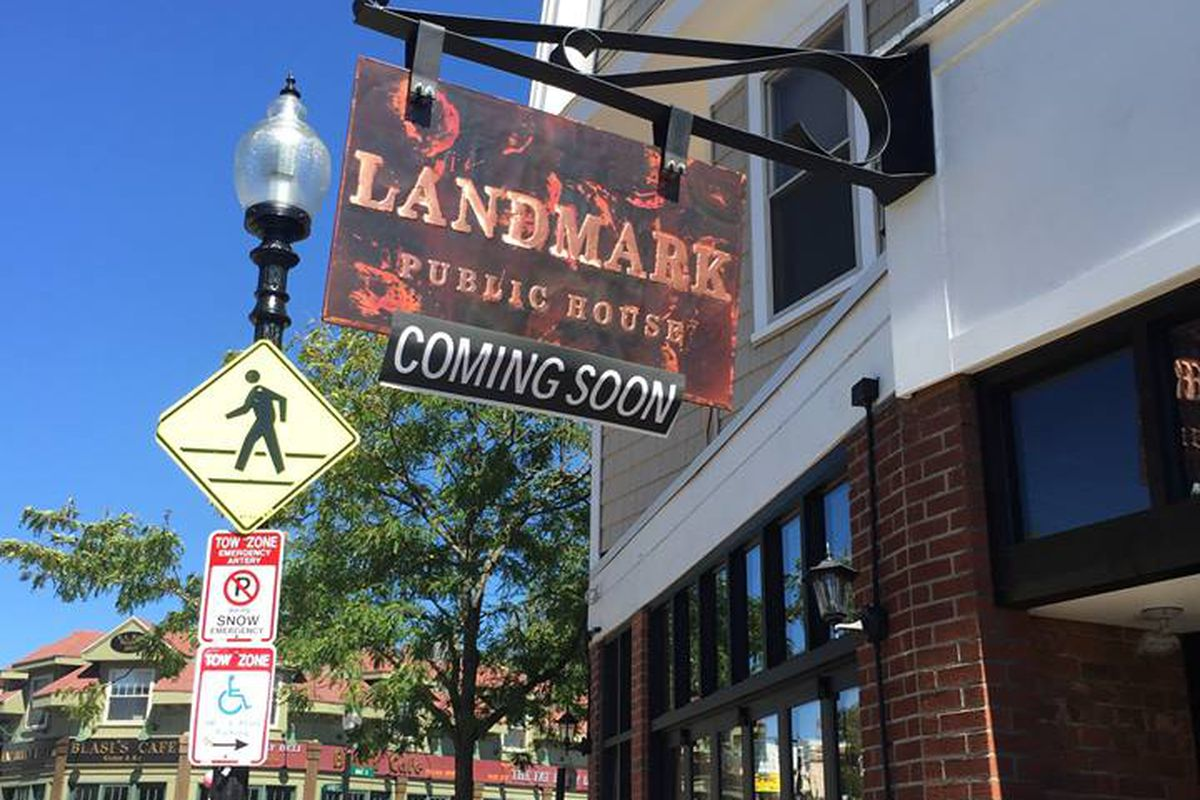 Landmark Public House Is Coming Soon to Dorchester - Eater ...