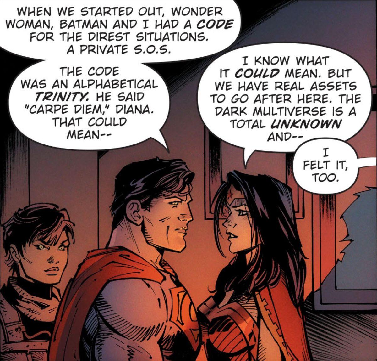 From Batman: Metal #3, DC Comics (2017), part of the Dark Nights: Metal crossover