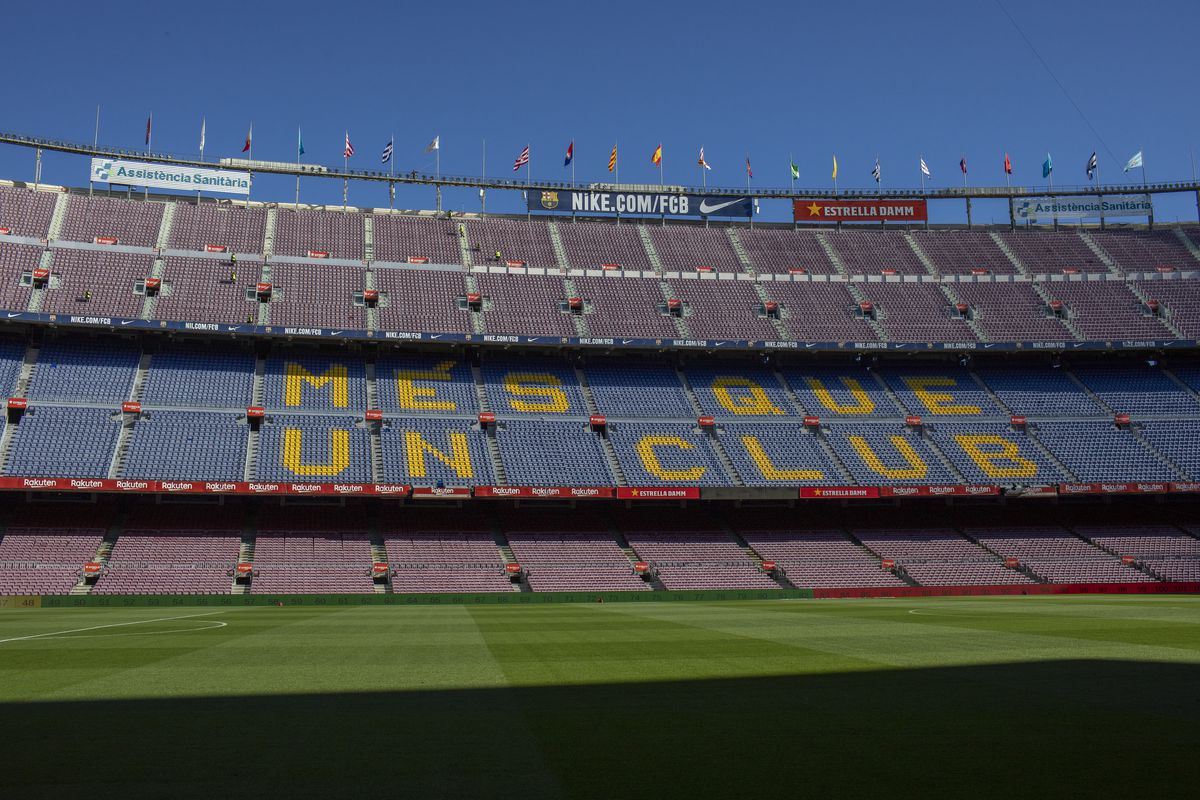 Barcelona V Alaves