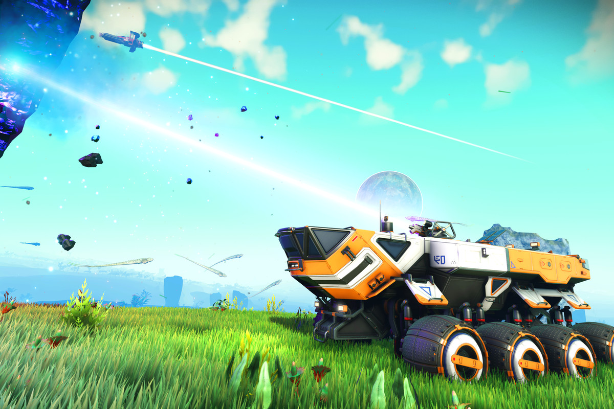 No Man's Sky NEXT update and Xbox One version announced