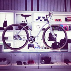 You can order this Fred Segal-branded bike for $2,600.