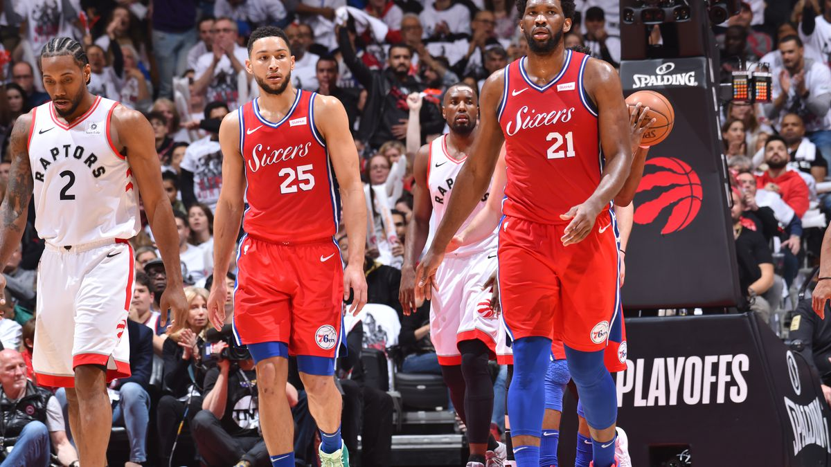 Eastern Conference Semi-Finals - Philadelphia 76ers v Toronto Raptors