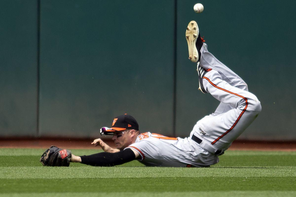 MLB: Baltimore Orioles at Oakland Athletics