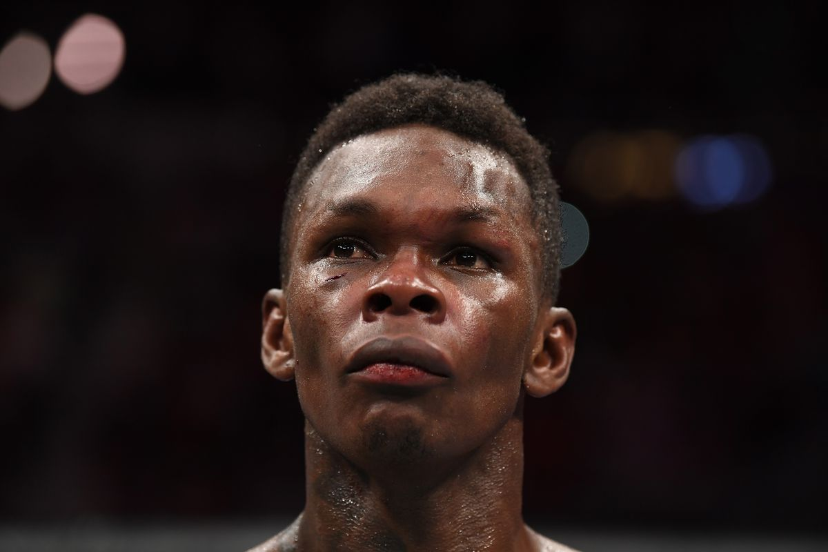 Israel Adesanya Just Suffered Back To Back Twitter Losses To
