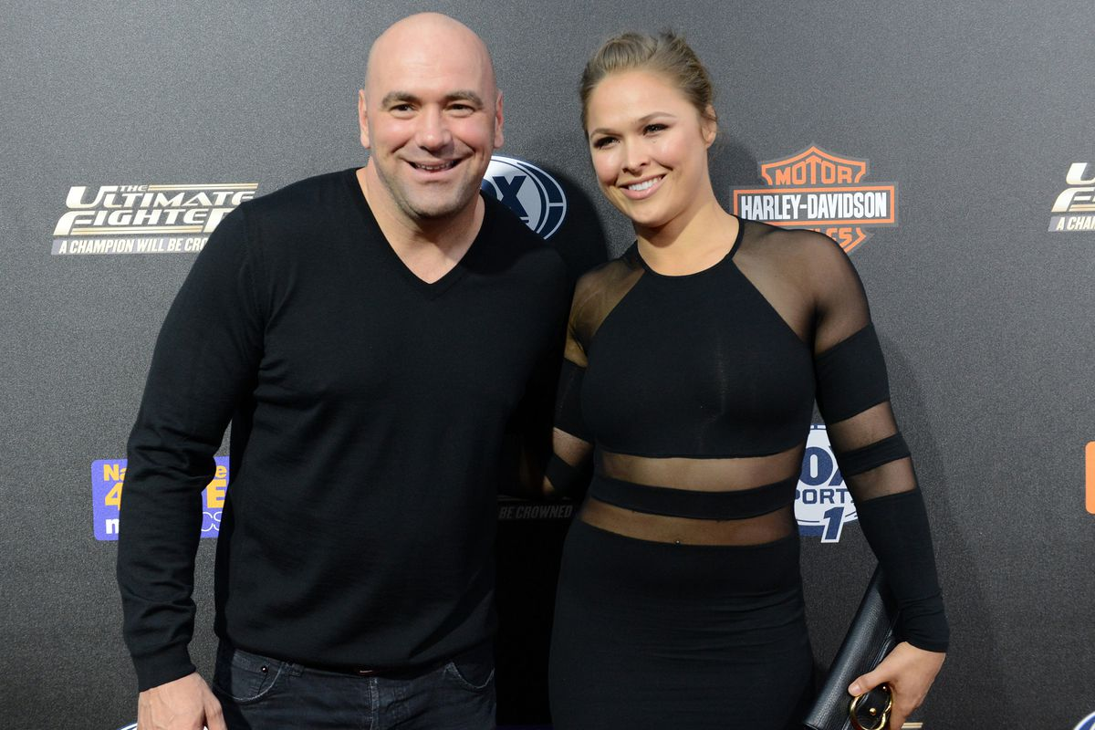 UFC President Dana White Says Ronda Rousey Would Easily