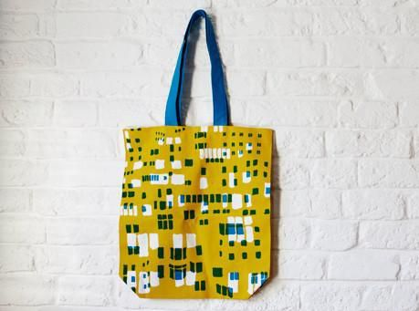 This tote bag from Arabica is some of the best restaurant merch to buy in London