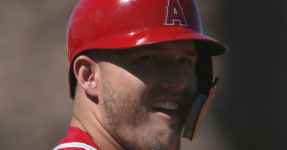 Mike Trout to sign record breaking 12 year / 430 million ...