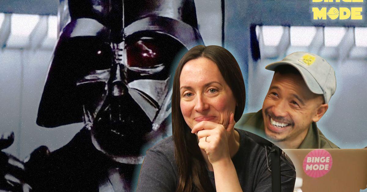 'Binge Mode: Star Wars': Darth Vader's Eight Best Moments in 'Star Wars'