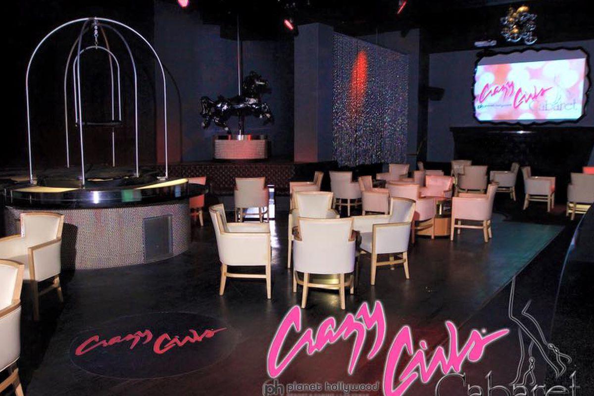 Crazy Girls' Cabaret Lounge & Cigar Bar