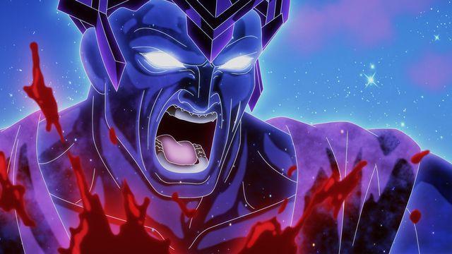 Zeus screams in blood of zeus