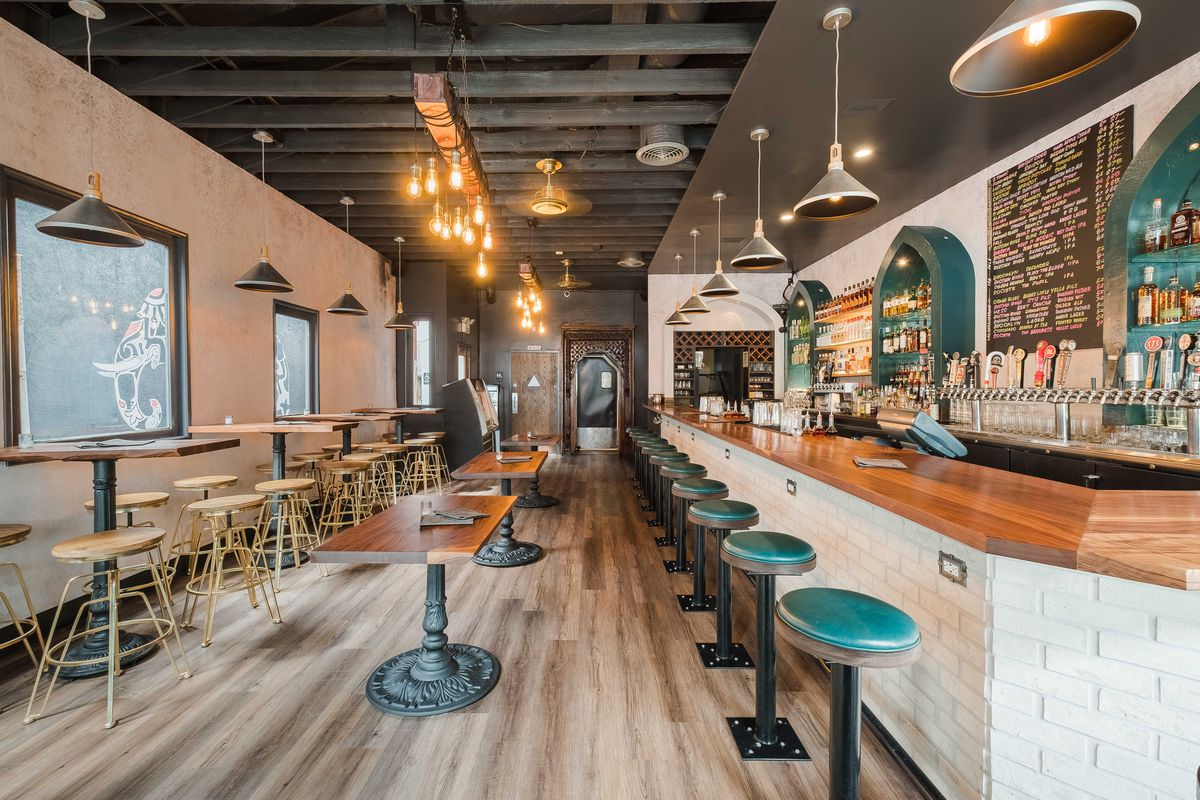 Fully Refreshed Small Bar Returns To Park Boulevard Eater San Diego