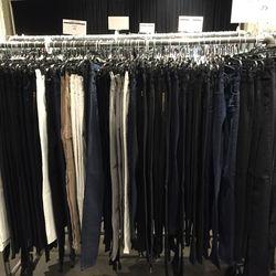 J Brand leggings and denim, $79