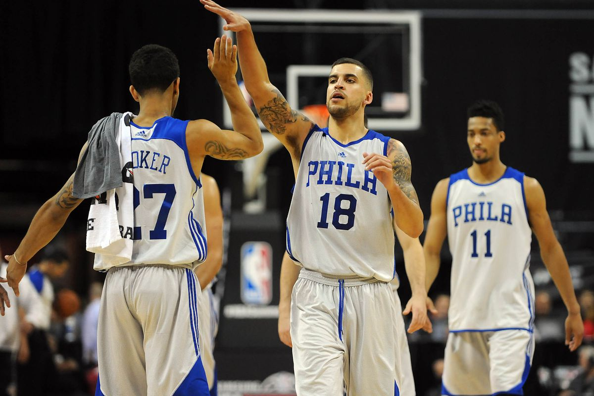 A Fresh Look At The Sixers Depth Chart