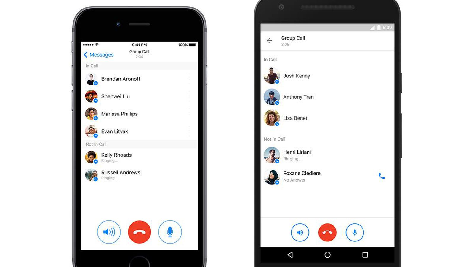 Facebook Messenger Now Lets You Make Group Calls With Up