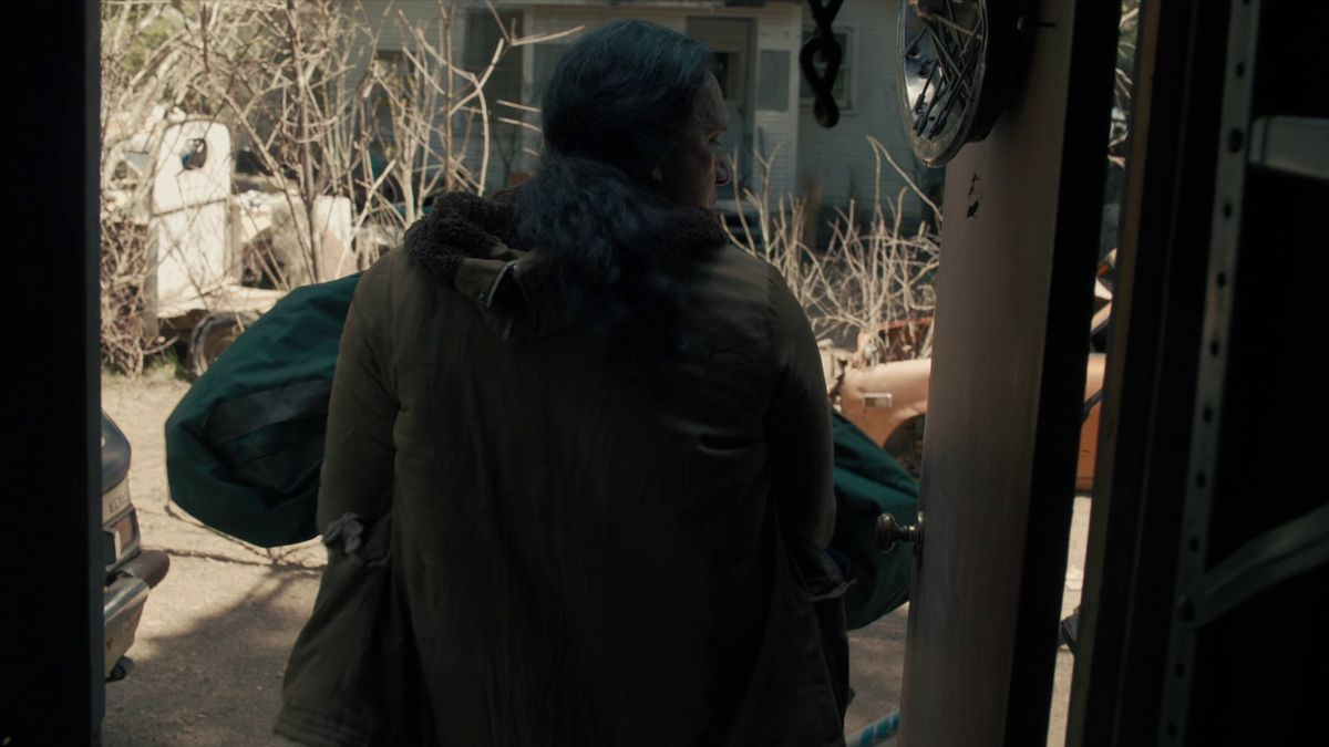 True Detective season 3 Trash Man bag