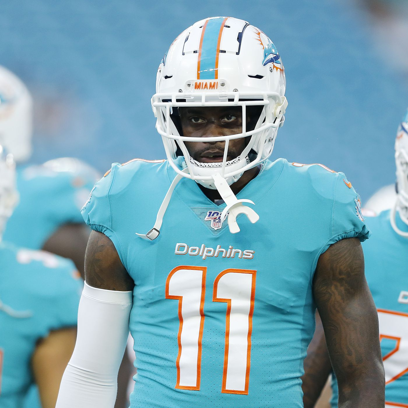 sports shoes a1976 ac78c Miami Dolphins 2019 roster: Updated roster following Tunsil ...