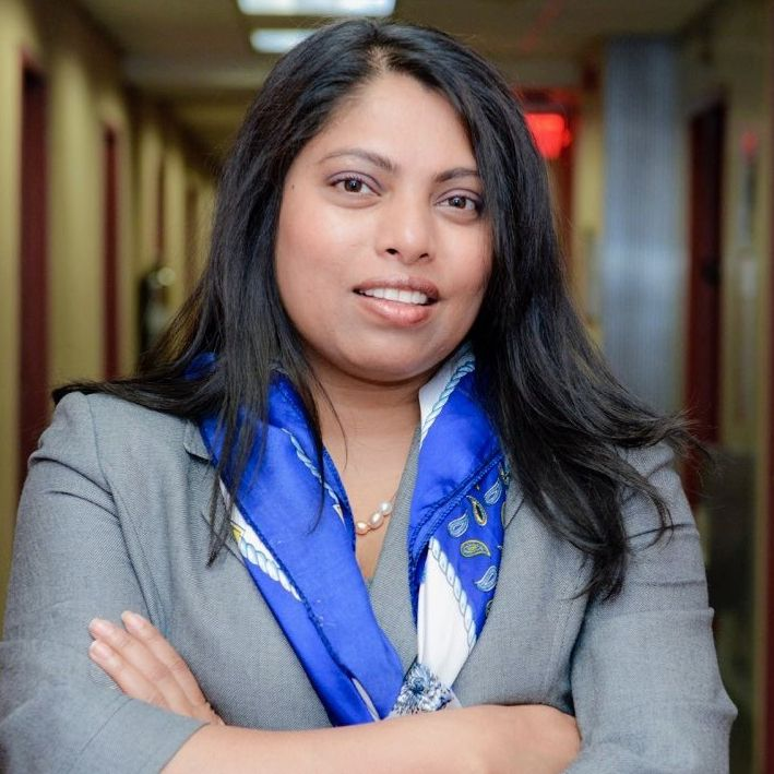 Soma Syed is running for City Council in the Queens District 24 special election.