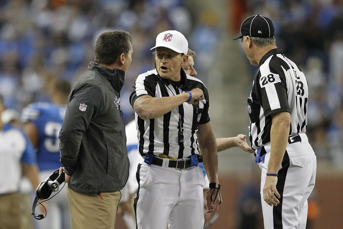 Why Nfl Referees No Longer Salute Pride Of Detroit