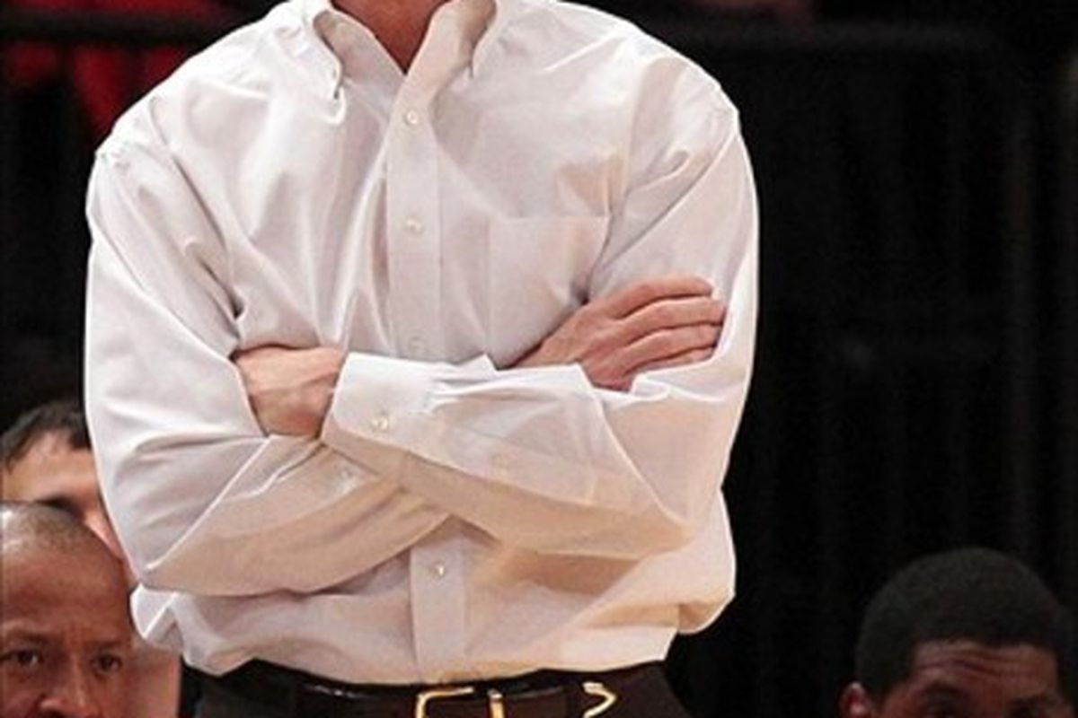 There have been a few names brought up in the search for Mike Dunlap's replacement.