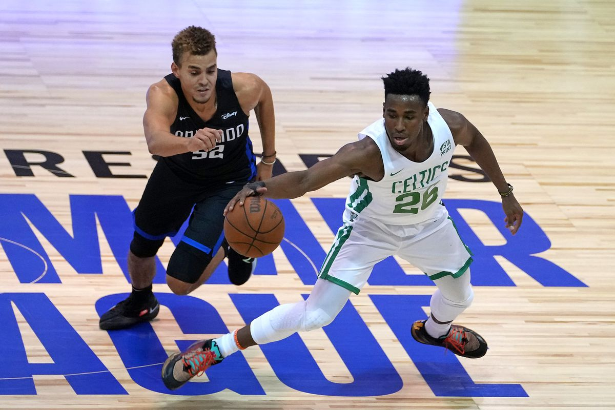 NBA: Summer League-Orlando Magic at Boston Celtics
