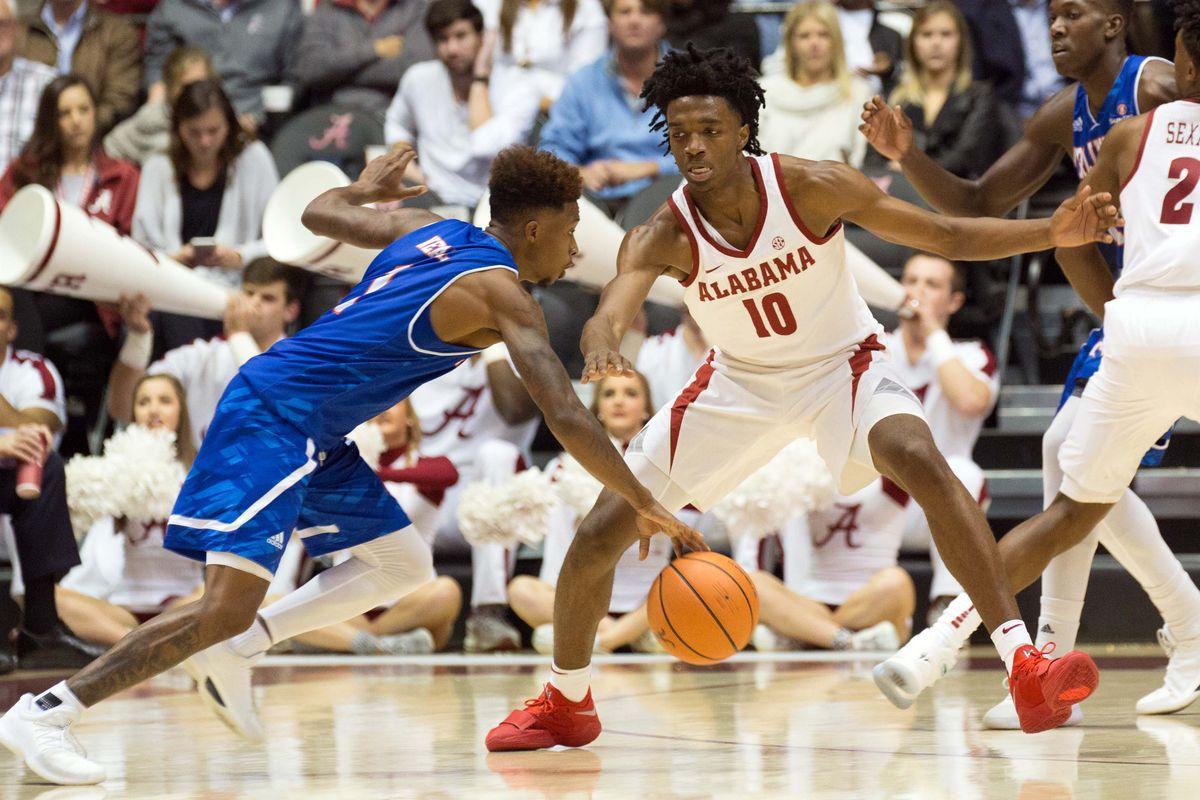 NCAA Basketball: Texas-Arlington at Alabama