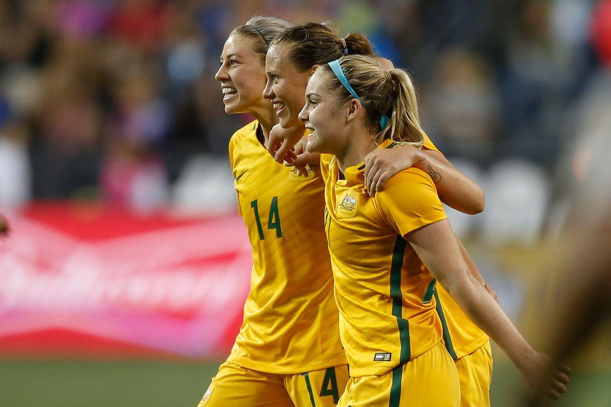 2017 Tournament Of Nations - Australia v United States