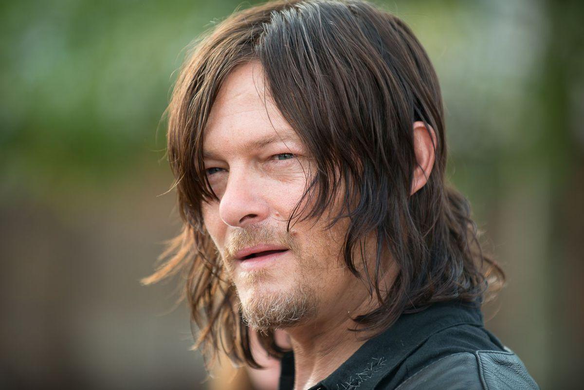 Daryl on The Walking Dead