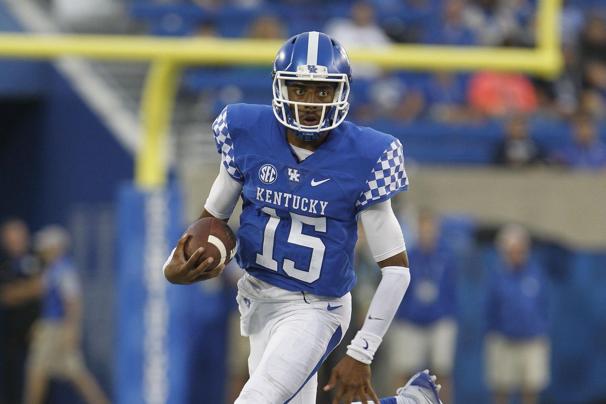 Kentucky Wildcats Morning Quickies: Quarterback Debate Edition