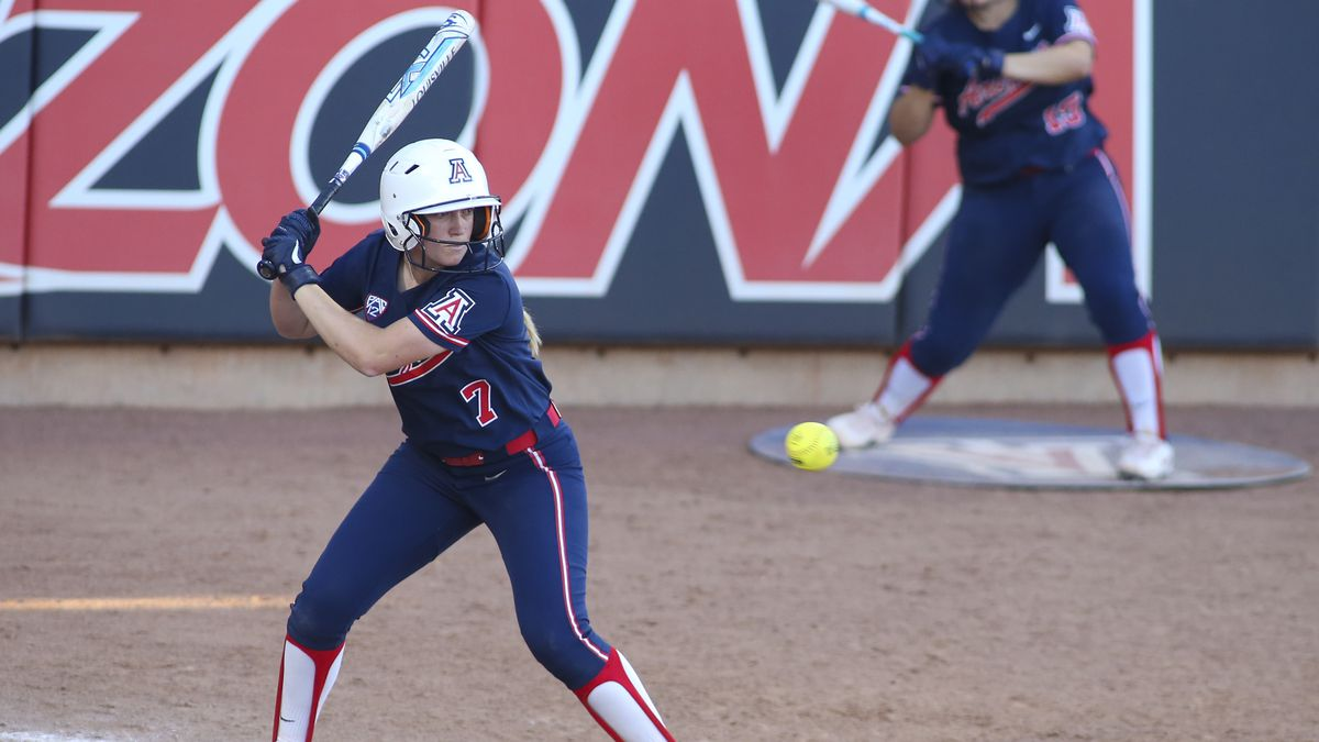 arizona-wildcats-baseball-softball-exhibitions-free-fall-scrimmages-chip-hale-caitlin-lowe-2022-2022