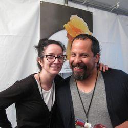 Chefs Laura Sawicki and Rene Ortiz of La Condesa (Austin, Napa)