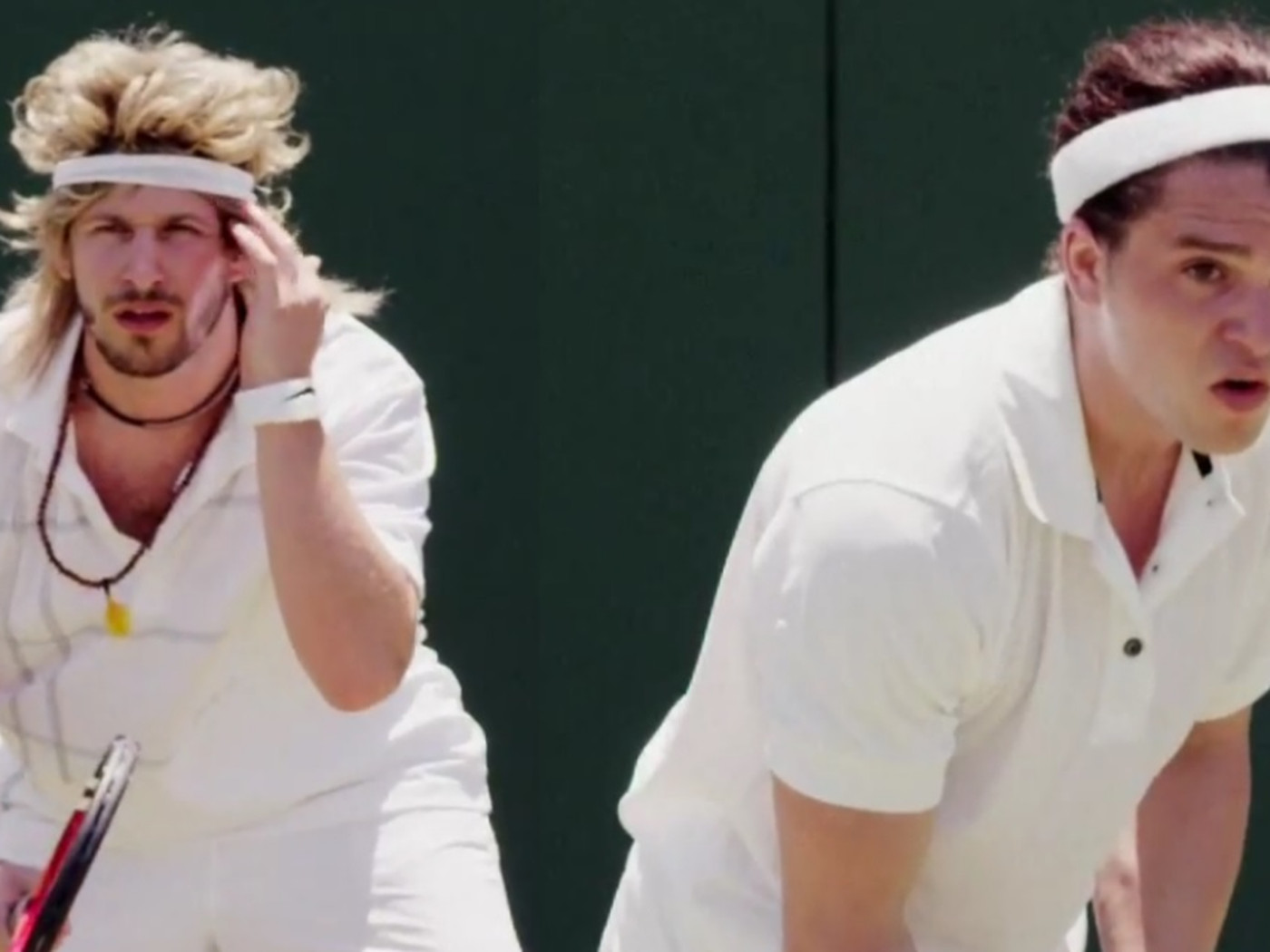 Andy Samberg is making a follow-up to tennis mockumentary 7 Days in