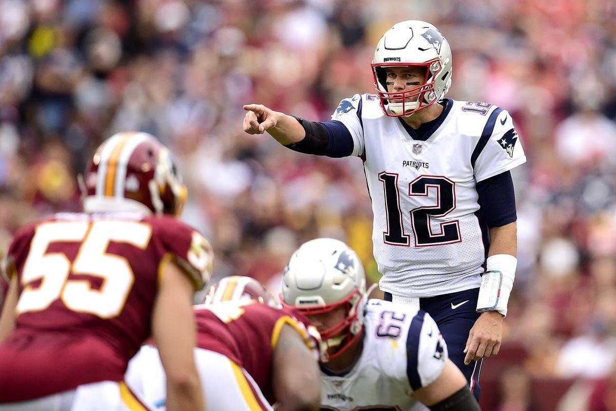 New England Patriots vWashington Redskins