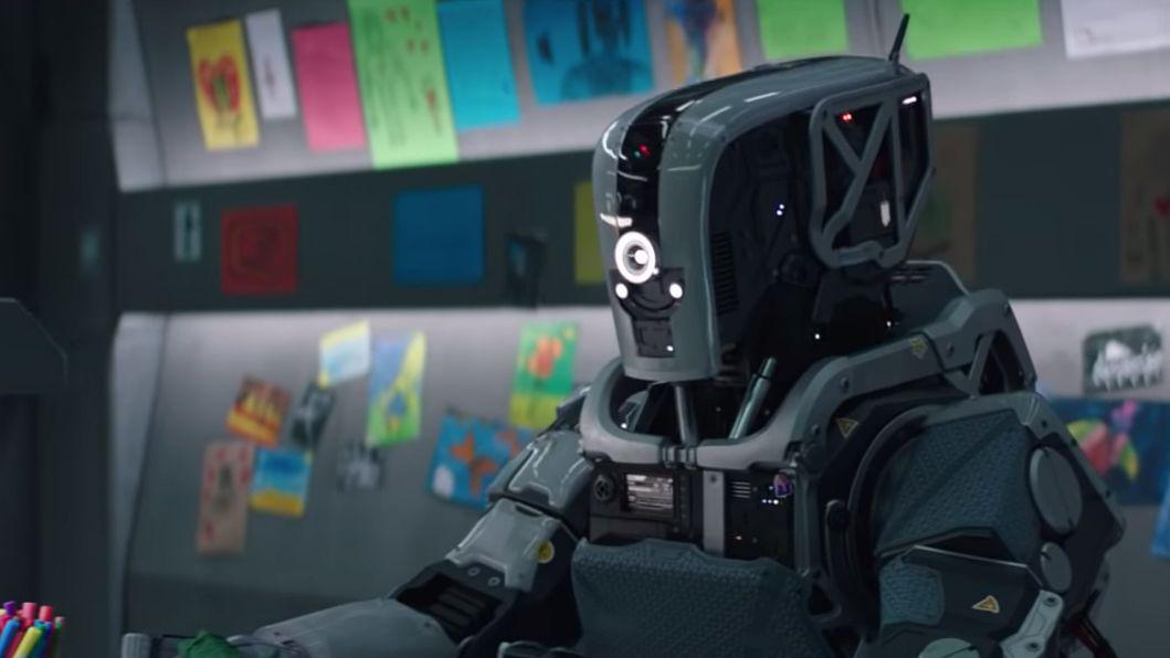 Sci-fi robot? (Netflix)