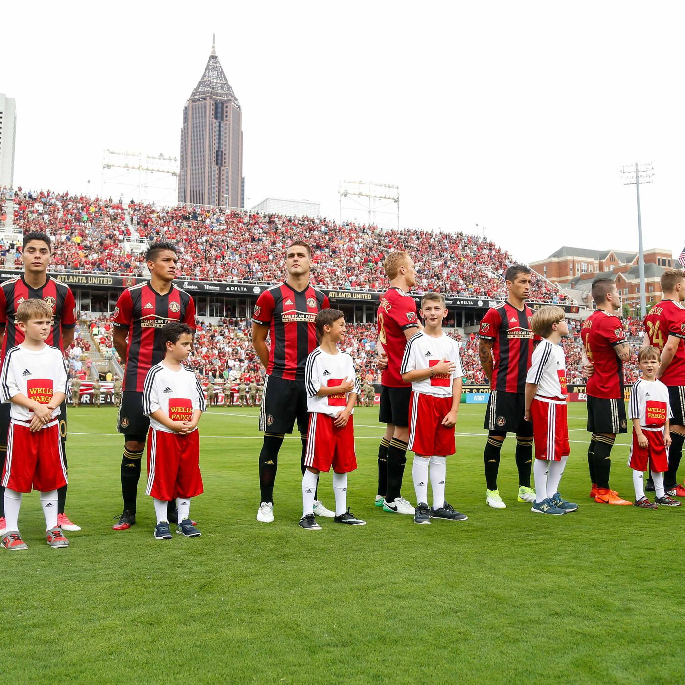 Predicting Atlanta United's starting lineup at Chicago Fire