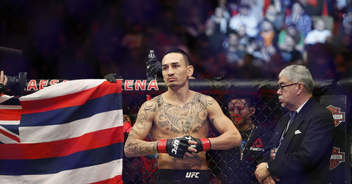 'Winter is coming': Max Holloway and Brian Ortega face off ahead of UFC 231 ...