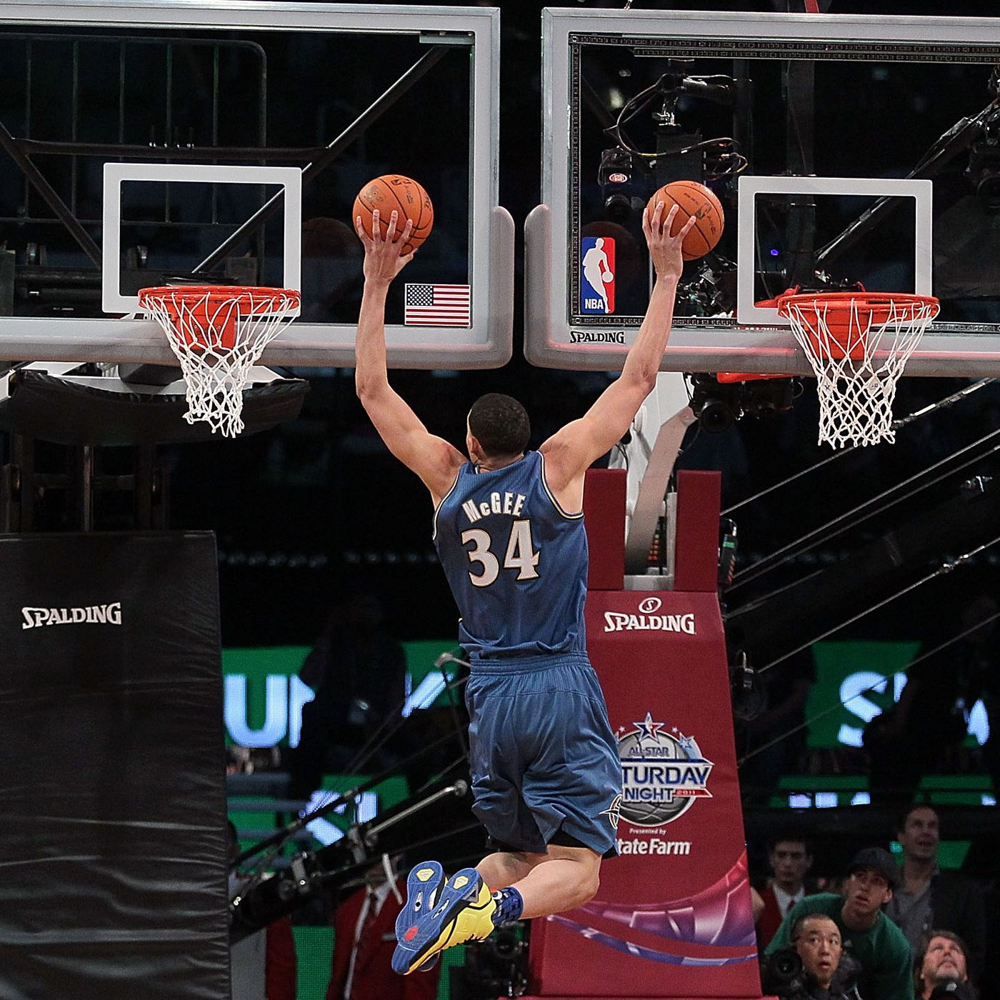 JaVale McGee still knows he deserved to beat Blake Griffin in the 2011 Dunk  Contest 90a6a605f3