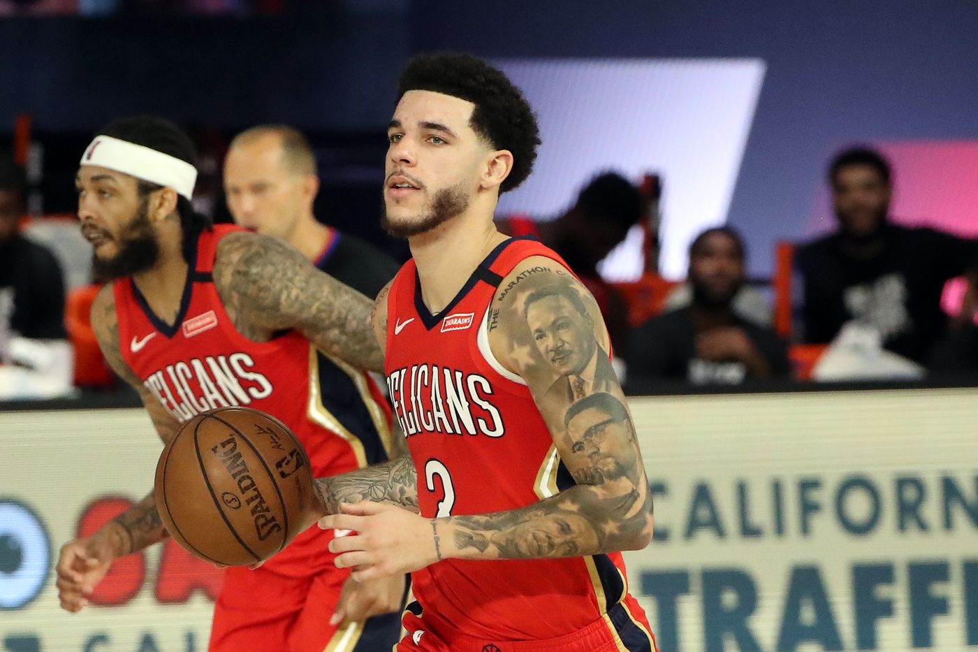 New Orleans Pelicans Should Not Be Avidly Looking To Trade Lonzo Ball The Bird Writes