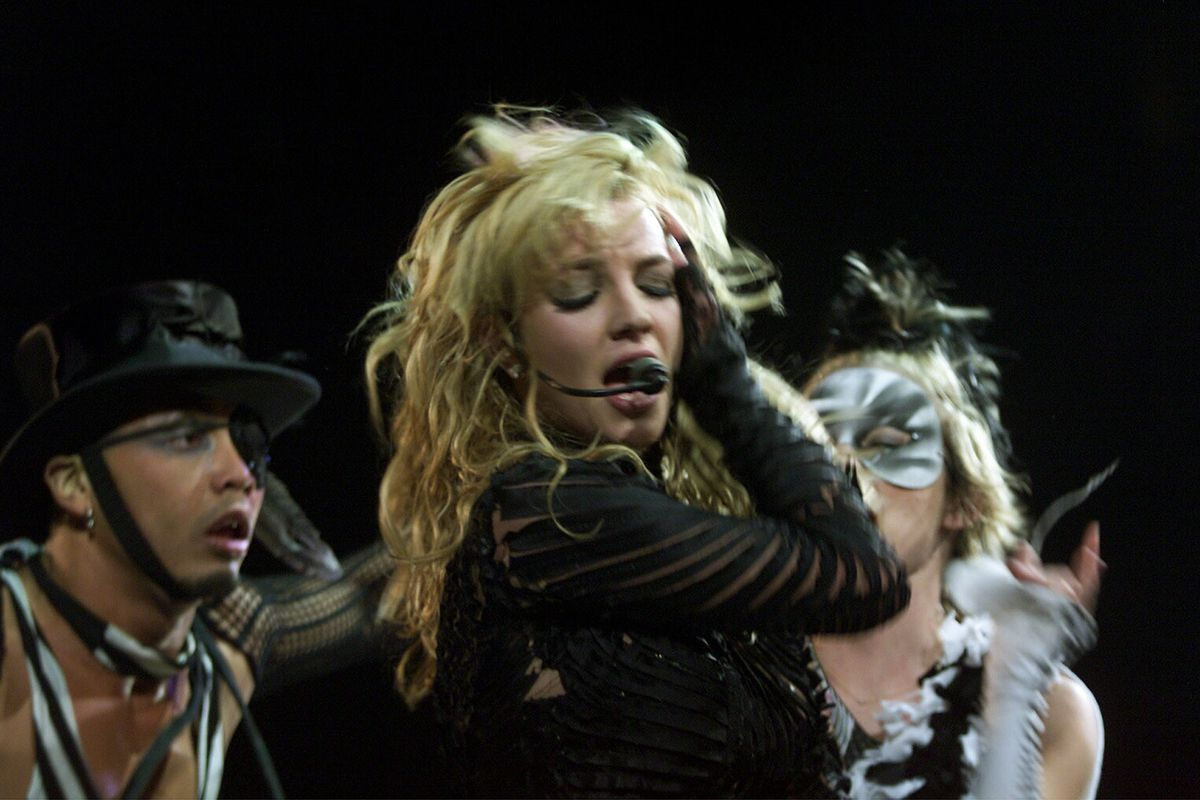 Britney Spears May Never Perform Again Reports Say Deseret News